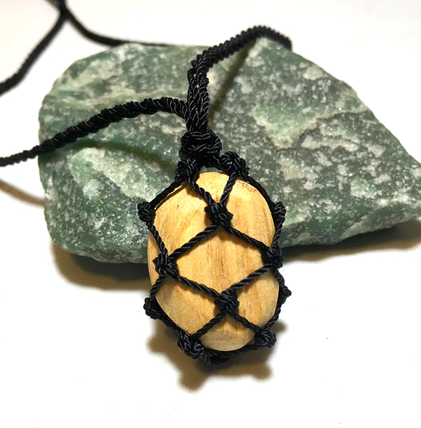 Palo Santo Wood Necklace