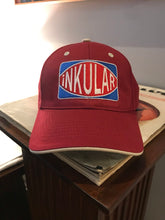 Limited Edition INKULAR BRAND Ball Cap (Rockin' Red)