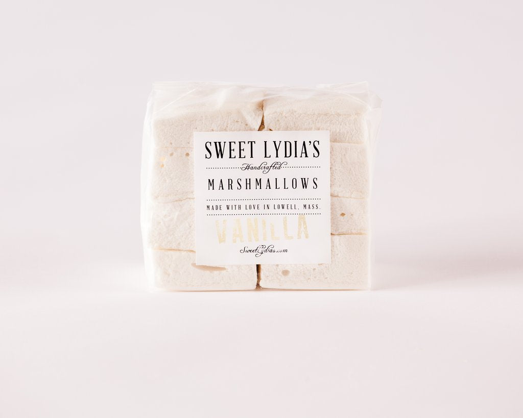 Sweet Lydia's Marshmallows