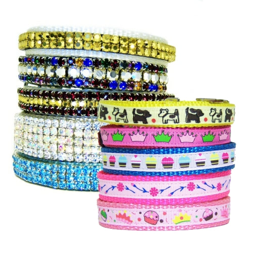 Fancy Dog Collars & Cat Collars