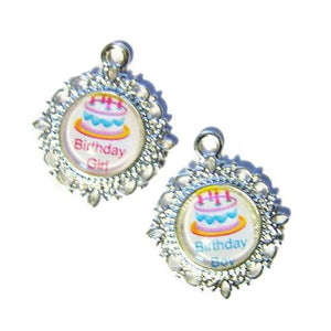 Birthday Dog Tag Gender Specific - pet charm - dog-collar-fancy