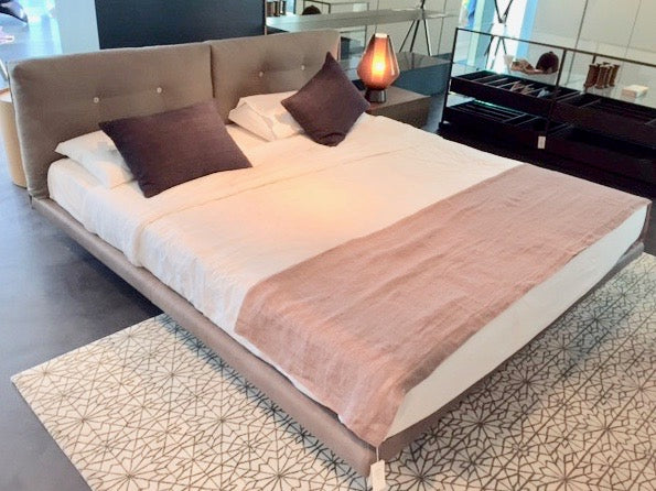 Rod King Size Bed by Pierro Lissoni for Living Divani