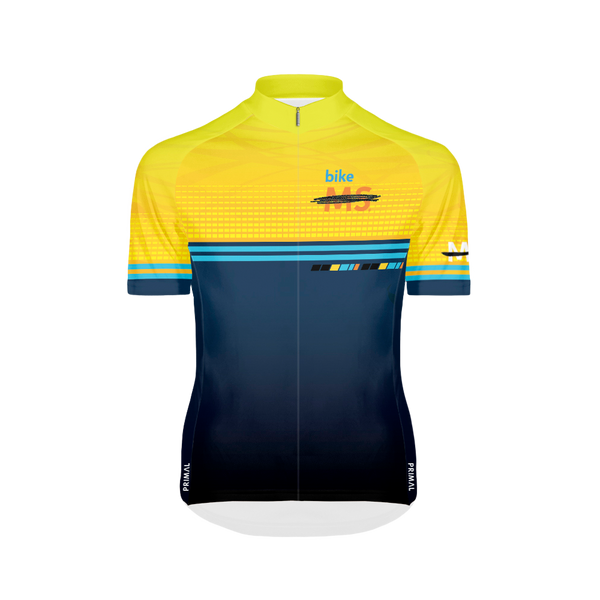 Bike MS Men's Nexas Cycling Jersey