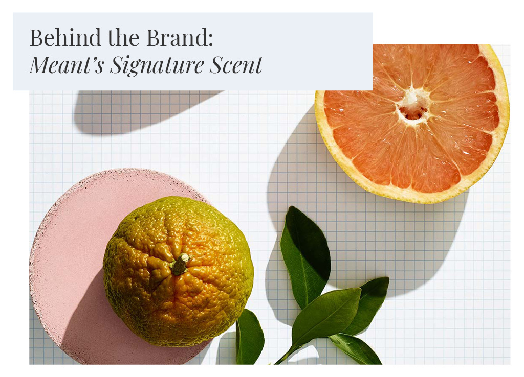Behind the Brand: Meant's Signature Scent