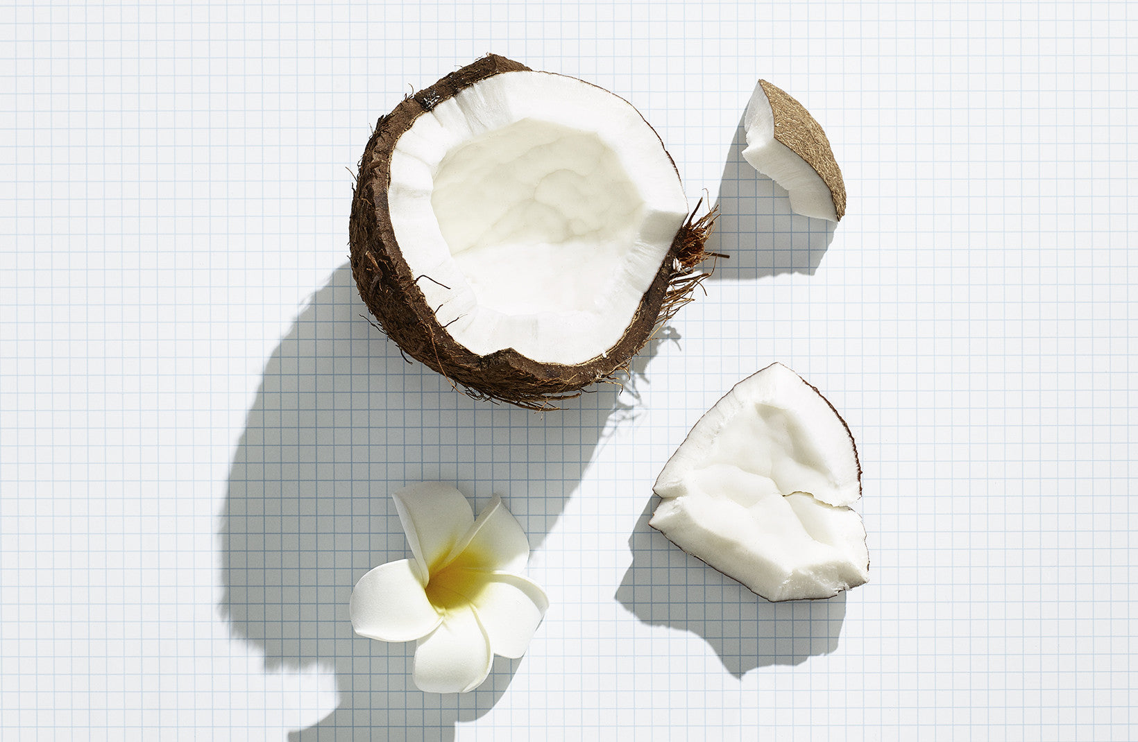 Deep Conditioning Coconut Oil Hair Mask