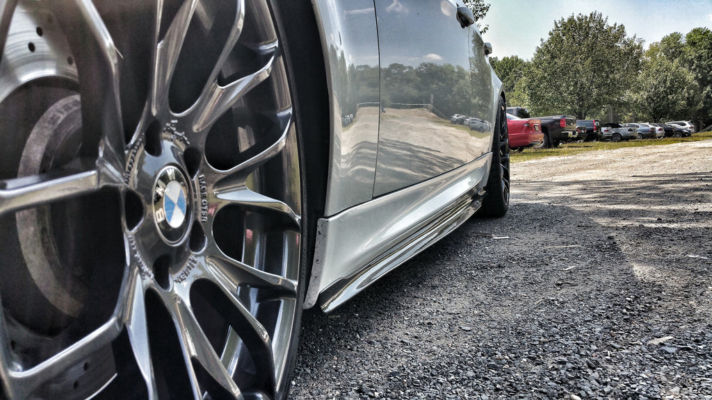 Carbon Fiber Side Skirts – BMW E90 M3