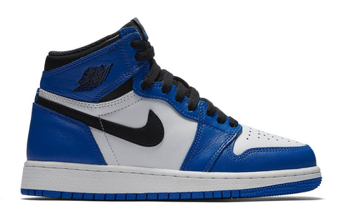 "Air Jordan 1 High Retro OG ""Game Royal"" Men's 2018"