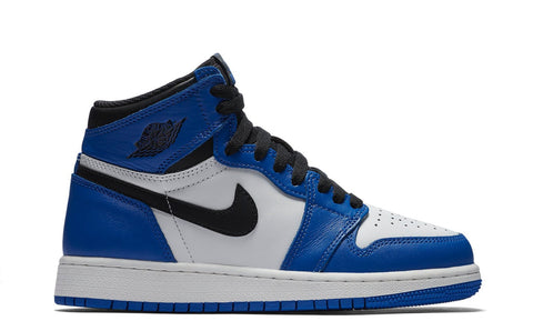 "Air Jordan 1 High Retro OG ""Game Royal"" GS 2018"