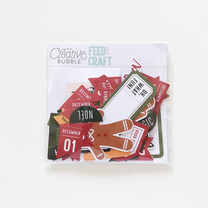 Festive and Fun Die Cuts
