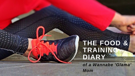 "The Food & Training Diary of a Wannabe ""Glama"" Mom"