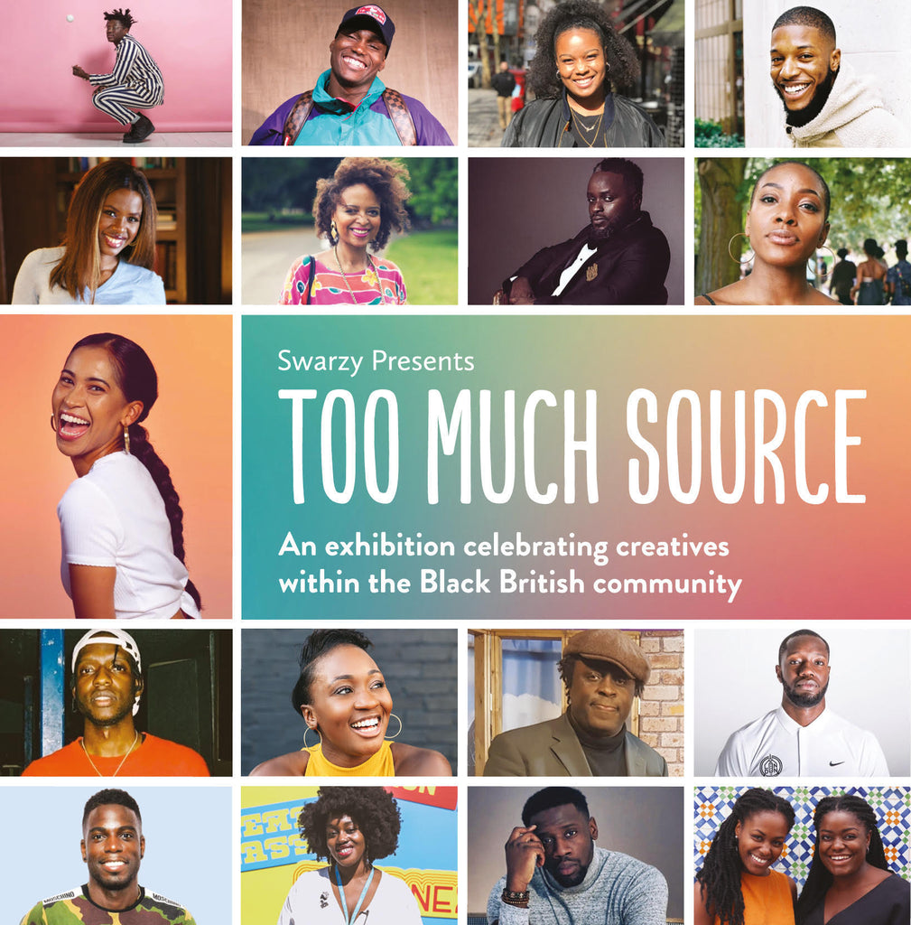 Exhibition: Swarzy presents... 'Too Much Source'