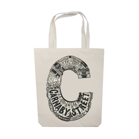 Best of Carnaby Tote Bag