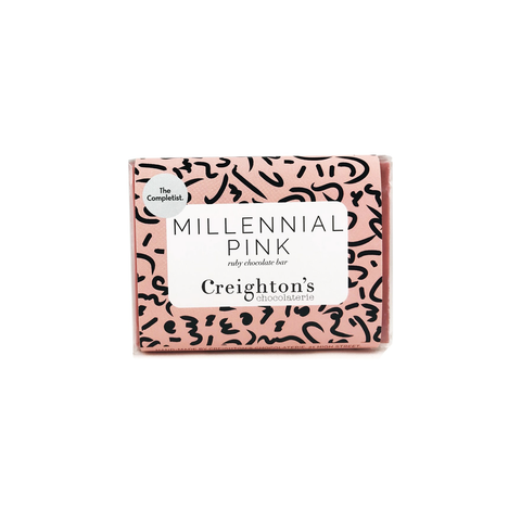 'Millennial Pink' Ruby Chocolate Bar