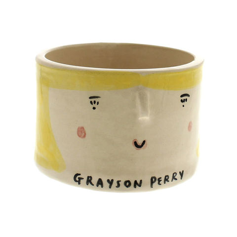 Grayson Perry Ceramic Pot