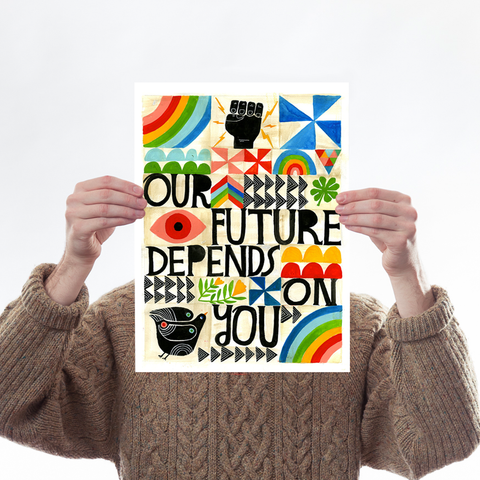 Our Future Depends on You