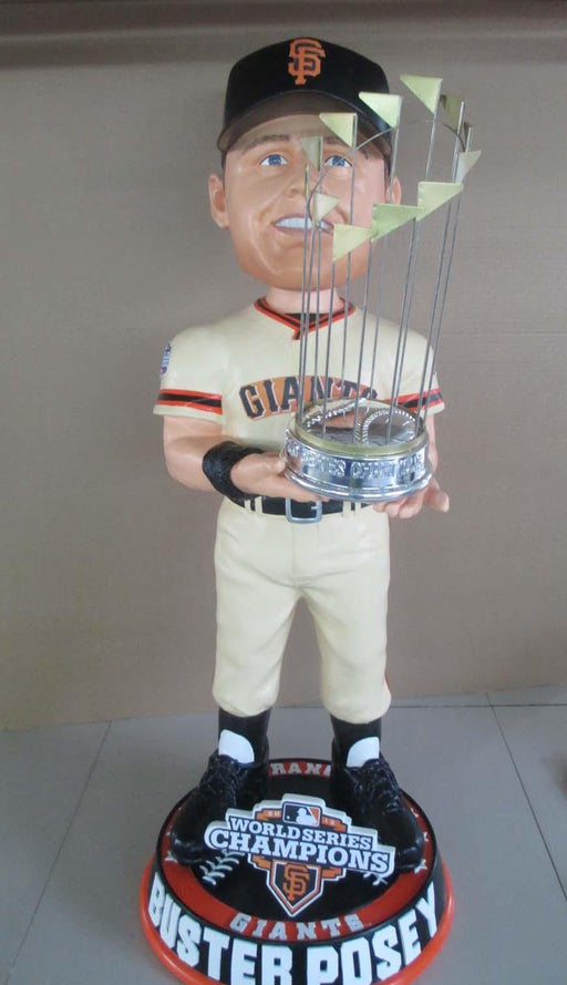 Buster Posey 3 FOOT Bobblehead - BobblesGalore