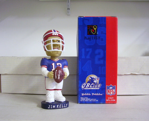 Jim Kelly Bobblehead - BobblesGalore