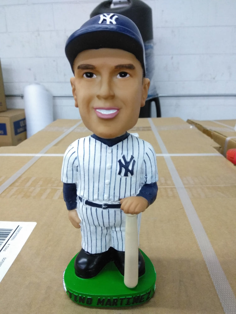 Tino Martinez New York Yankees  Bobblehead MLB