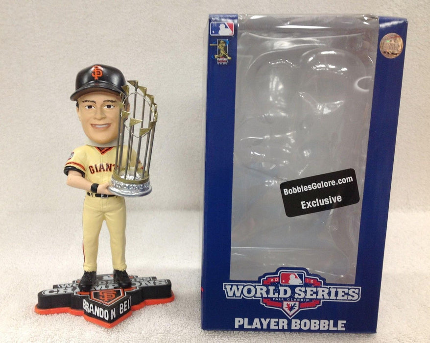 BRANDON BELT 2012 World Series SF GIANTS Bobble San Francisco Giants Bobblehead