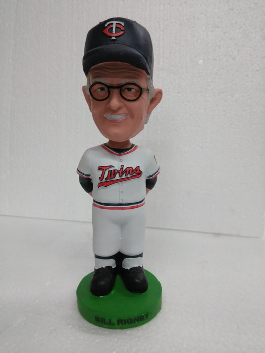 BILL RIGNEY #18 TWINS Bobblehead