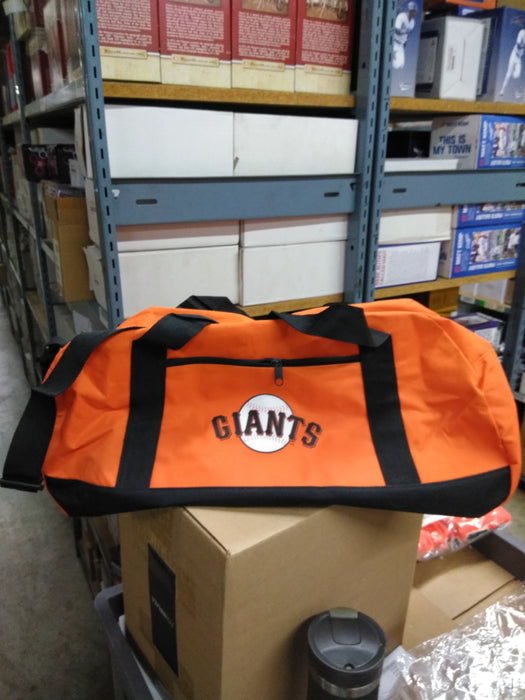 Giants Bag Black And Orange San Francisco Giants Bobblehead