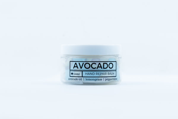 Avocado Hand Repair Balm - Parkdale Butter
