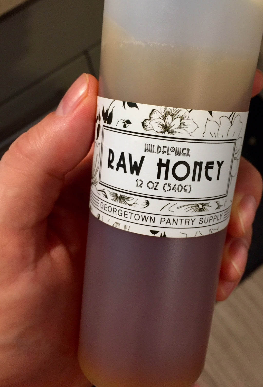 Georgetown Pantry Supply Wildflower Raw Honey from Stocked