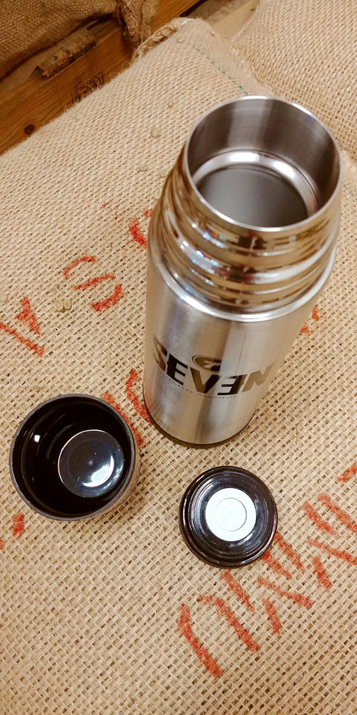 Logo Stainless Steel Double Wall Vacuum Thermos 25 oz