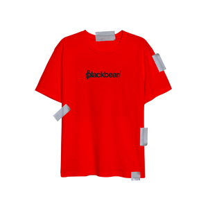 RED ANONYMOUS TEE