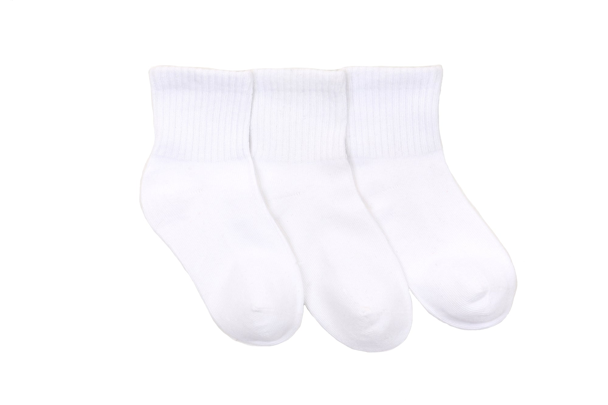 Stride Rite Quarter-Crew Sock (3 Pack) by Stride Rite - Ponseti's Shoes