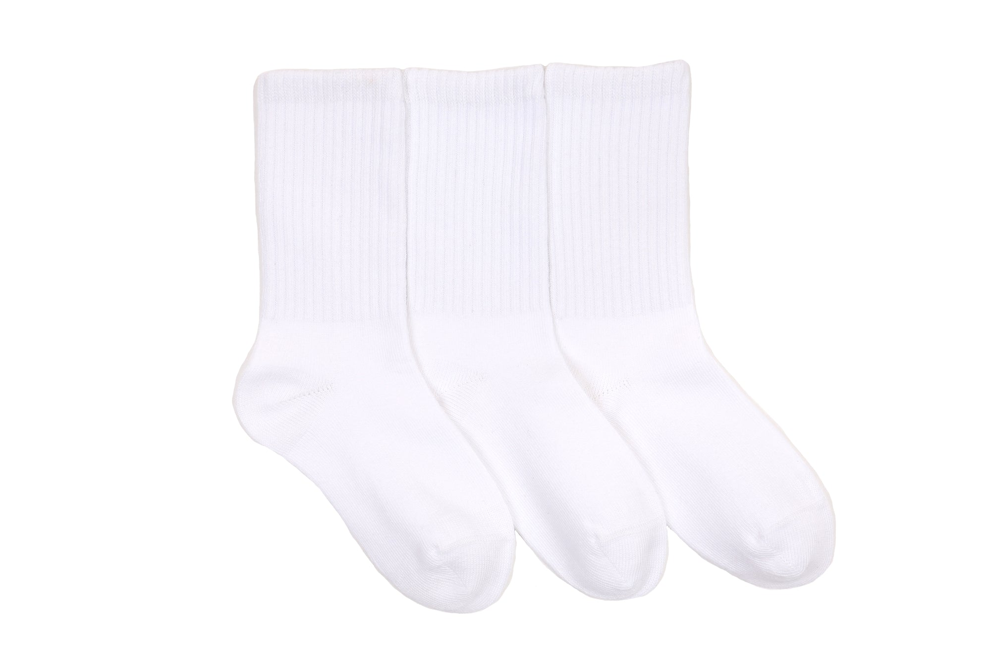 Stride Rite Crew Sock (3 Pack) by Stride Rite - Ponseti's Shoes