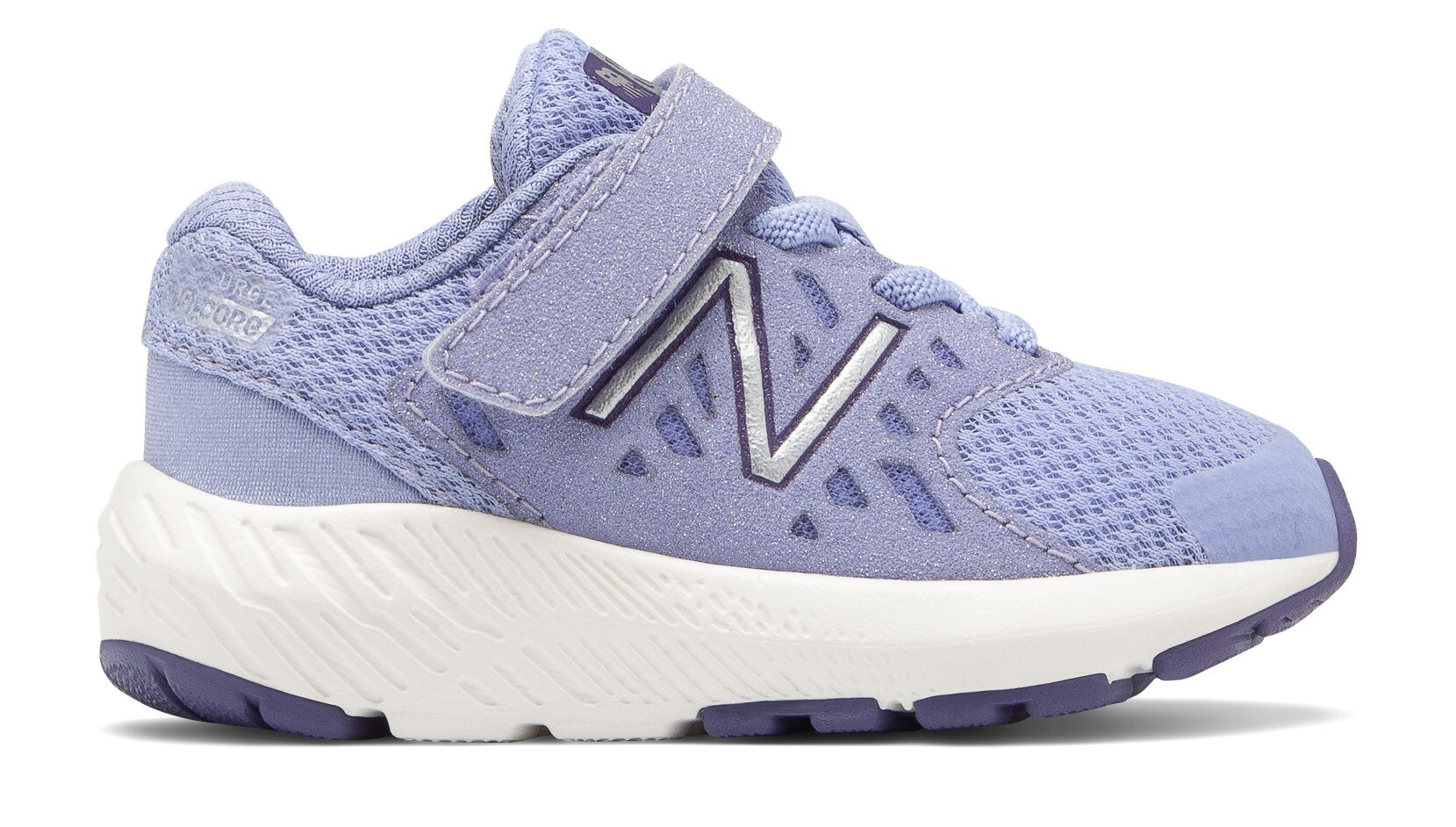 FuelCore Urge Velcro - Amethyst / Violet by New Balance - Ponseti's Shoes