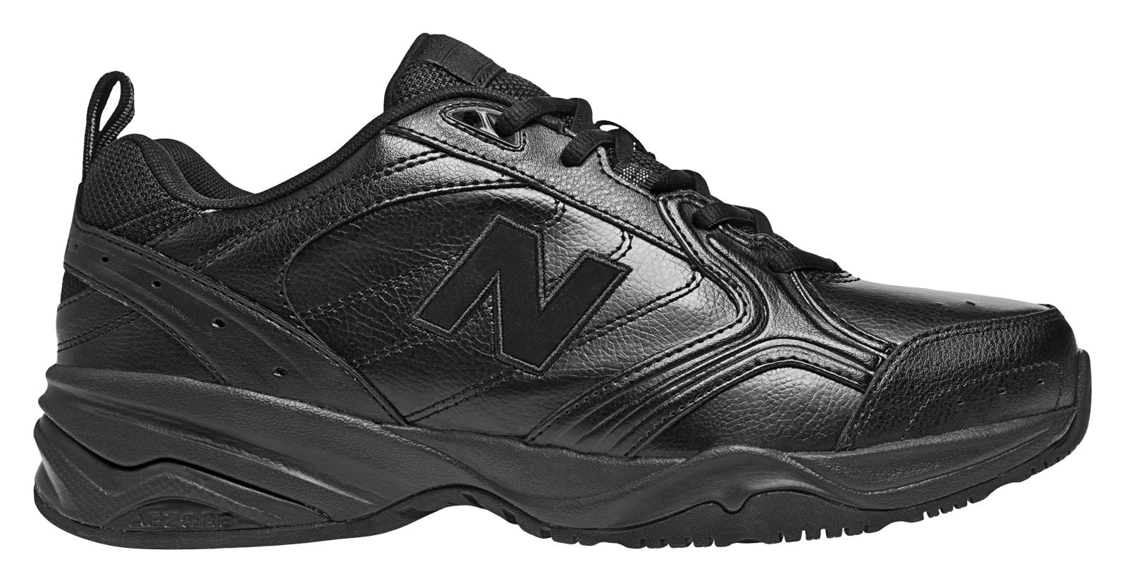 Men's Cross Trainer - Black by New Balance - Ponseti's Shoes