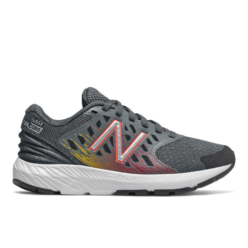 FuelCore Urge - Lead/Red by New Balance - Ponseti's Shoes