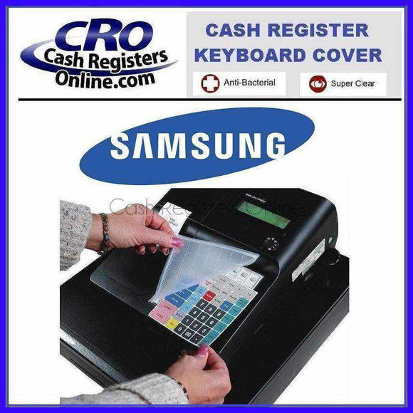 Samsung Cash Register Keyboard Covers - Cash Registers Online