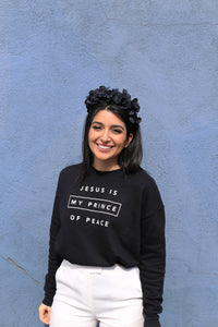 Prince of Peace Pullover