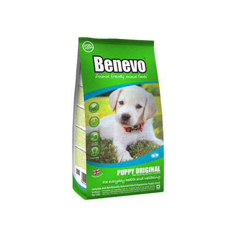 Benevo Vegan Puppy Orignal Dog Food 2Kg