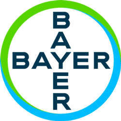 Pharma Kunden Referenz Logo Bayer