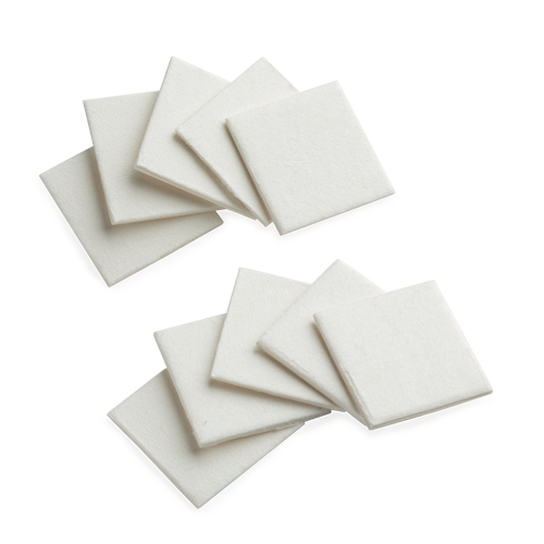Pluggable Diffuser Replacement Pads