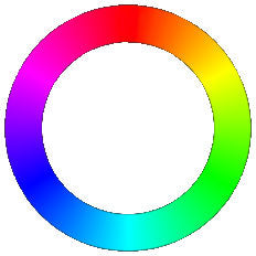 Correct Color Wheel