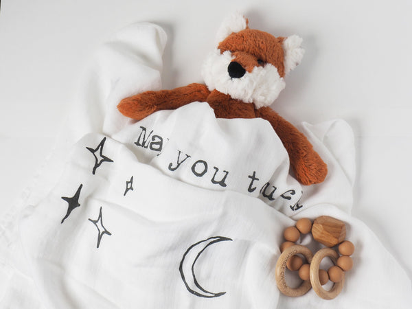 Quote Baby Swaddle