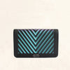 Chanel | Iridescent Lambskin Boy Wallet on Chain | WOC - The-Collectory