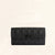 Chanel | So Black Caviar Boy Long Clip Wallet | Large