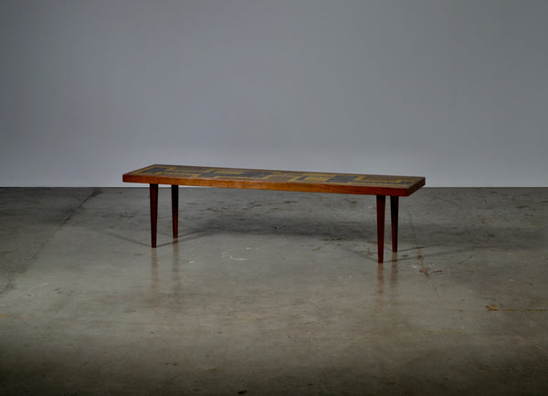 Gordon & Jane Martz - Coffee Table
