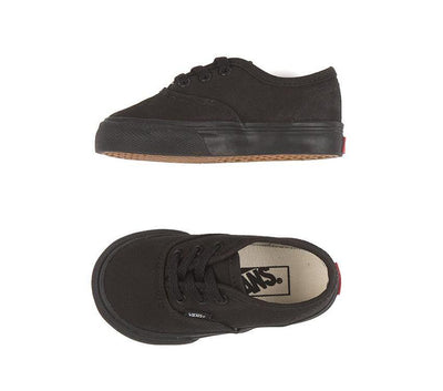 VANS Authentic Black Toddler
