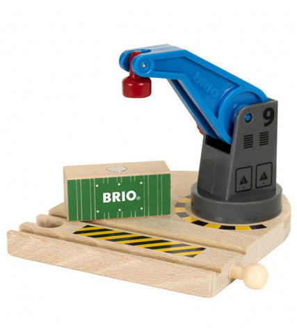 Brio Low Level Crane - K and K Creative Toys
