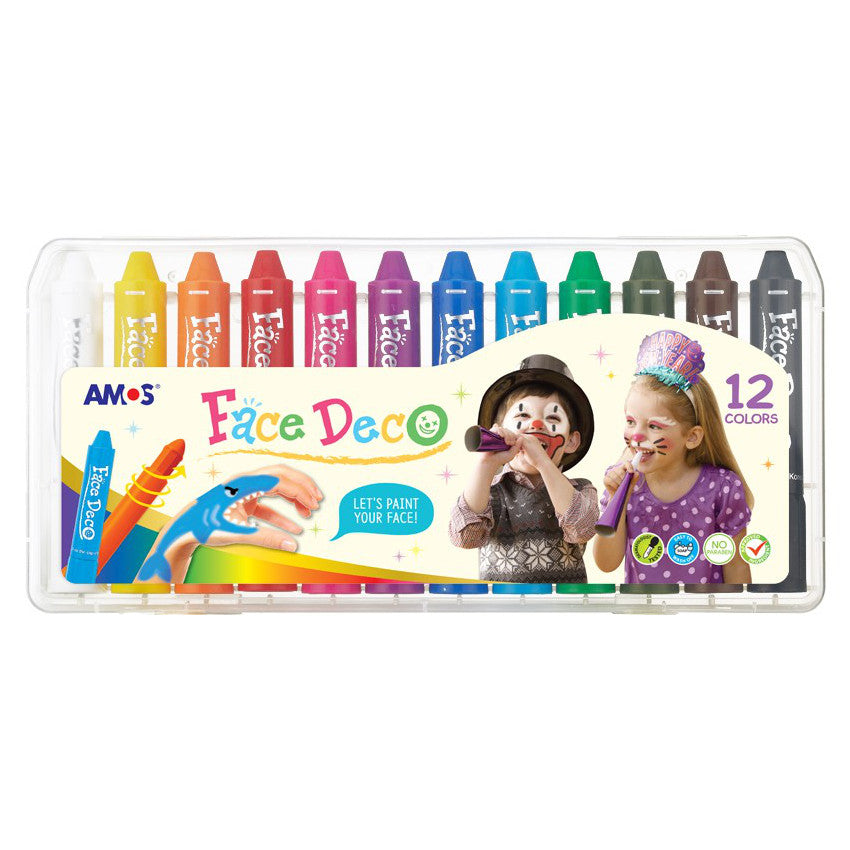 AMOS Face Deco - K and K Creative Toys