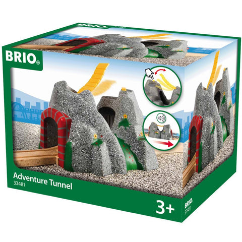 Brio Train Adventure Tunnel