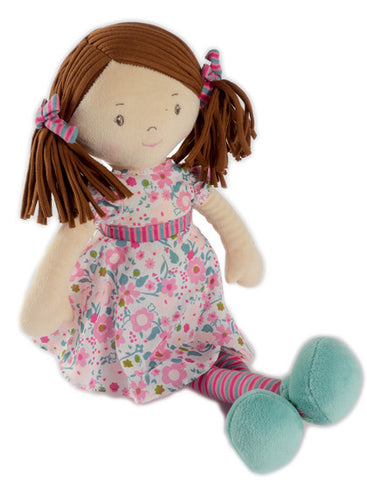 Bonikka Rag Doll- Dame Katy - K and K Creative Toys