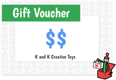 Gift Voucher - K and K Creative Toys